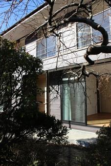 金沢文庫の家の部屋 外観