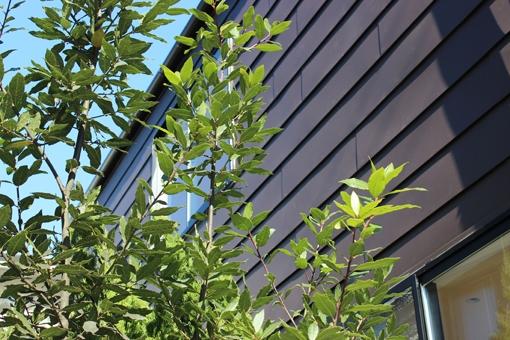 金沢文庫の家の部屋 外壁
