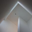 金沢文庫の家の写真 階段