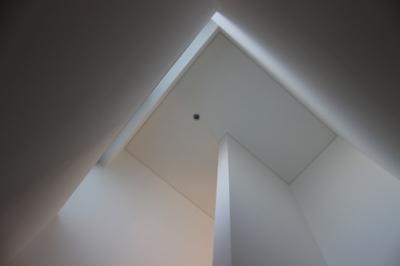 階段 (金沢文庫の家)