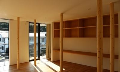 金沢文庫の家