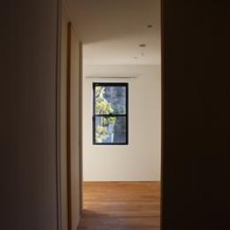 金沢文庫の家 (一階 寝室)
