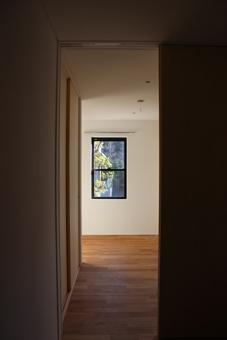 金沢文庫の家の部屋 一階 寝室