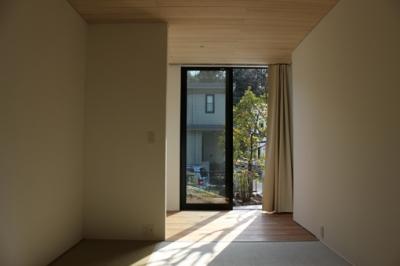 和室 (金沢文庫の家)