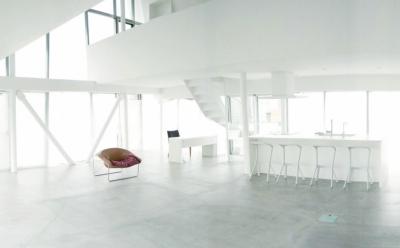 House K (明るい内観)