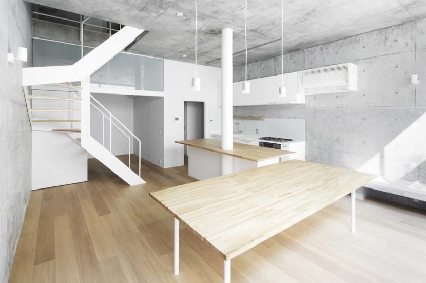 建築家:高橋将章「House D」