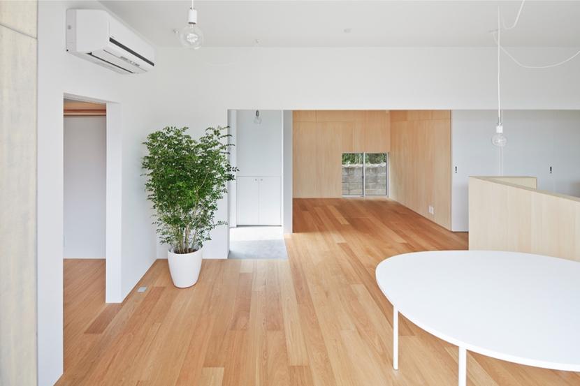 桂川の住宅の部屋 ワンルームのLDK