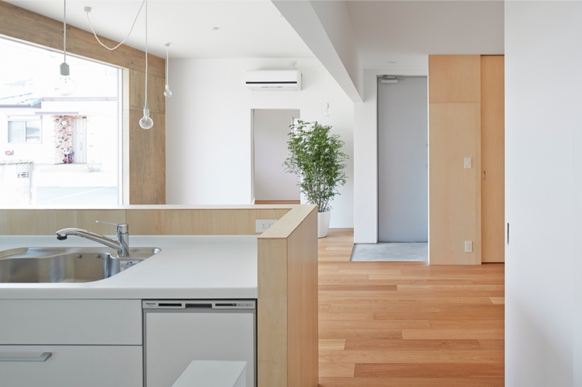 建築家:高橋将章「桂川の住宅」
