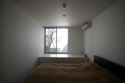 ベッドルーム (東松山のいえ)