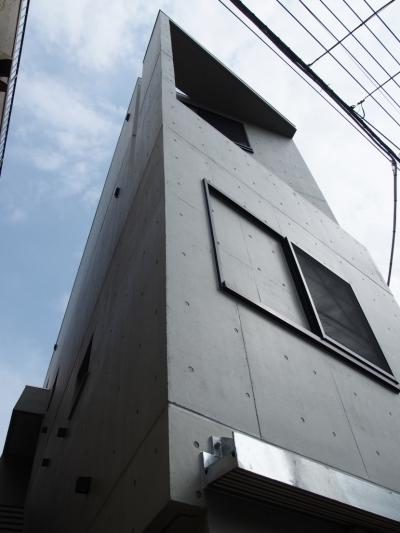 石神井台レジデンス (外観見上げ)