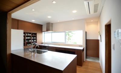 キッチンスペース|F邸 キッチン改修 | HOUSE F Renovation I
