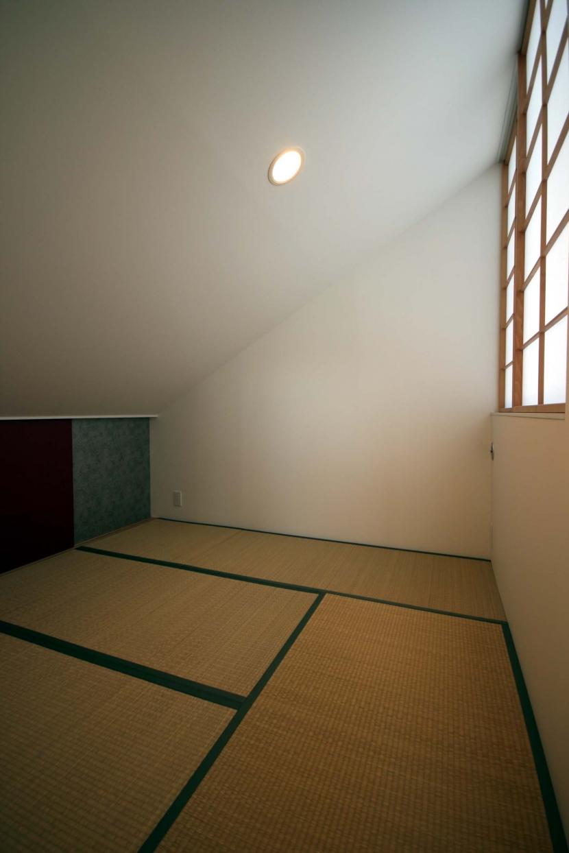東松山のいえ (和室)