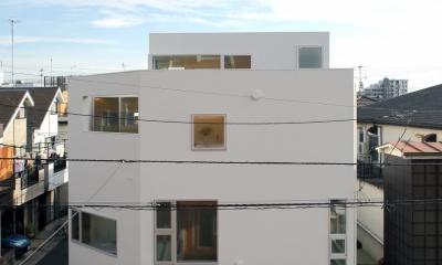 平和台の家