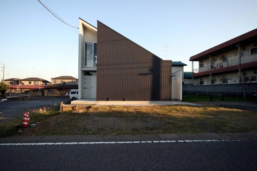 東松山のいえ (外観5)