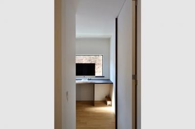 仕事室 (軽井沢の家)