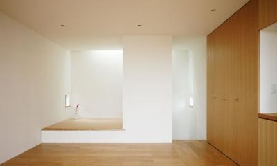 八王子緑町の家 (オープンスペース)