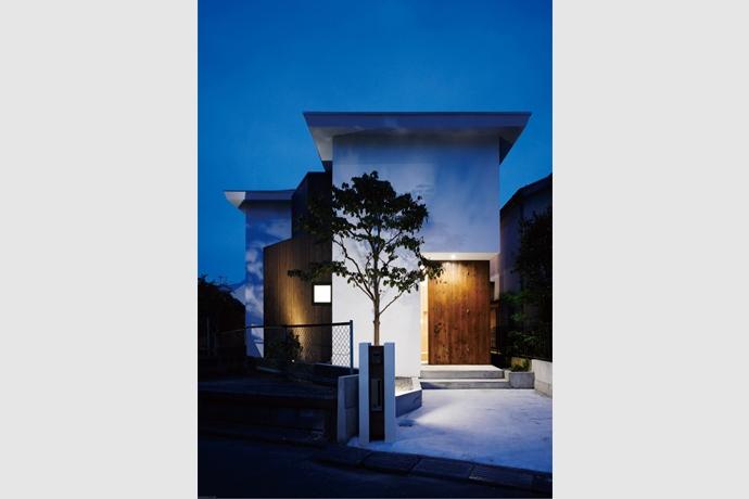 八王子緑町の家 (外観)