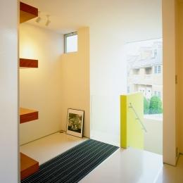 シルバーボックス (階段ホール&ギャラリー)