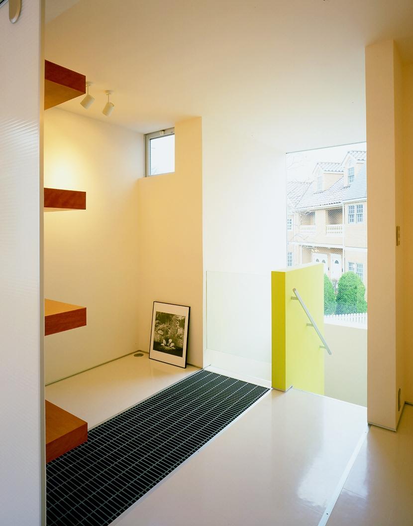 建築家:松山邦弘 / M D A「シルバーボックス」