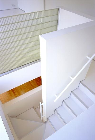 階段室 (画家と母の家)