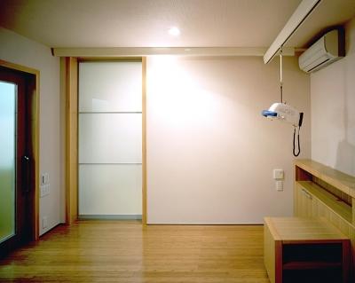 お母さんの寝室 (画家と母の家)