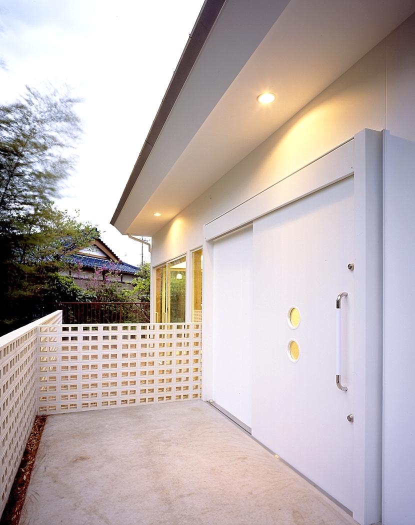 建築家:松山邦弘 / M D A「画家と母の家」