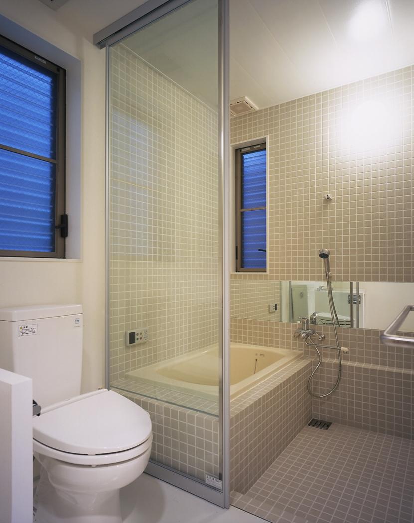 大和の家の写真 バスルーム