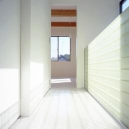 大和の家 (2F廊下)