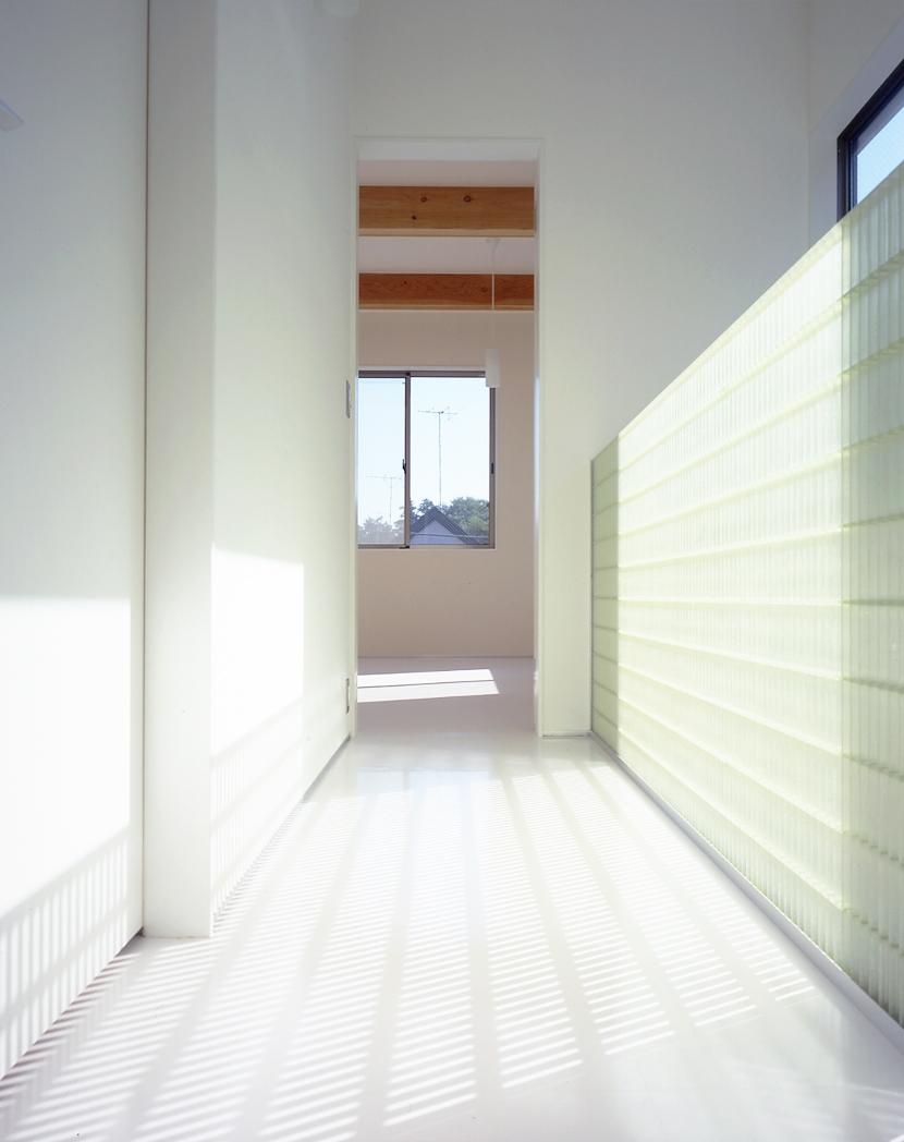 大和の家の写真 2F廊下