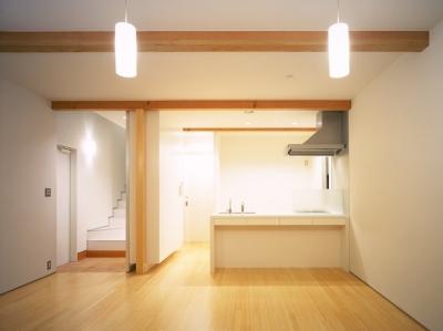 大和の家 (ダイニングキッチン)