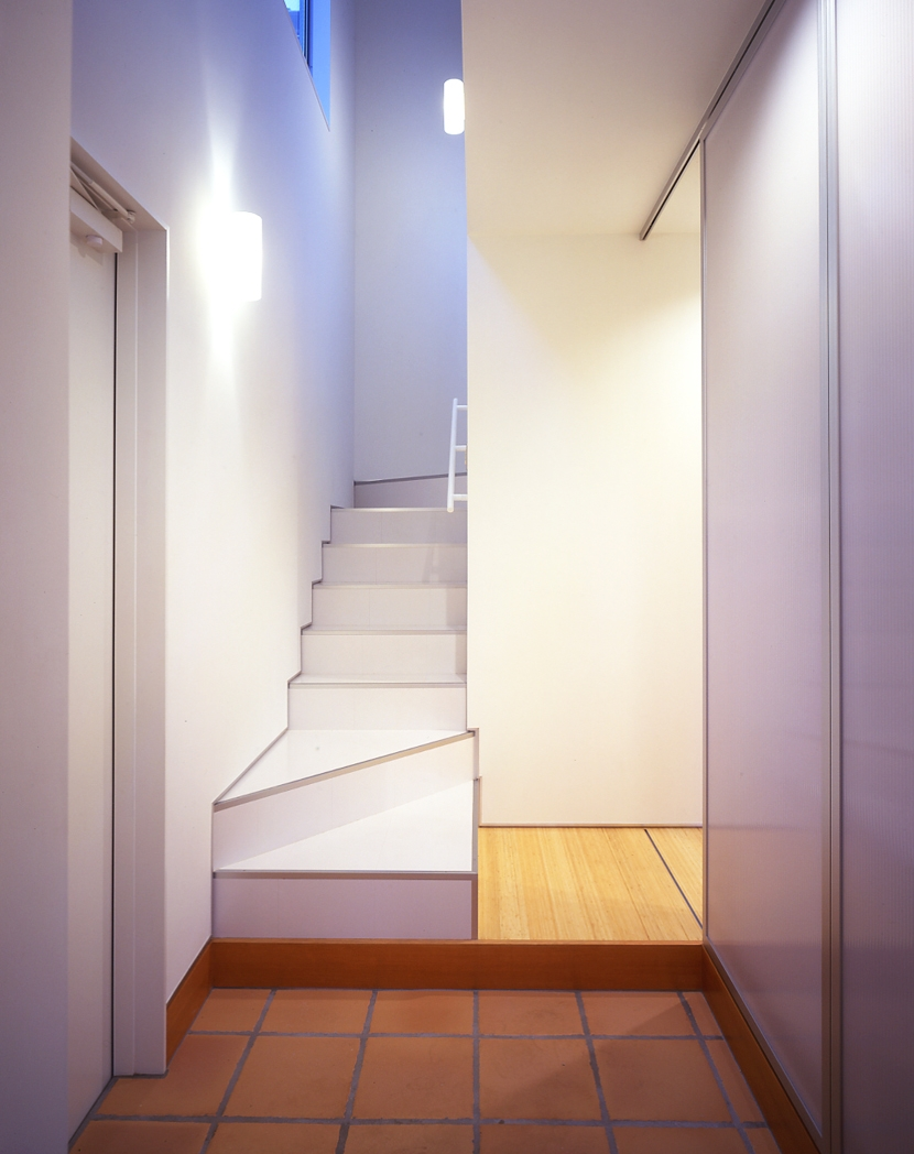 大和の家の写真 玄関ホール