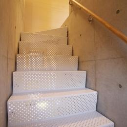 Y's HOUSE-階段