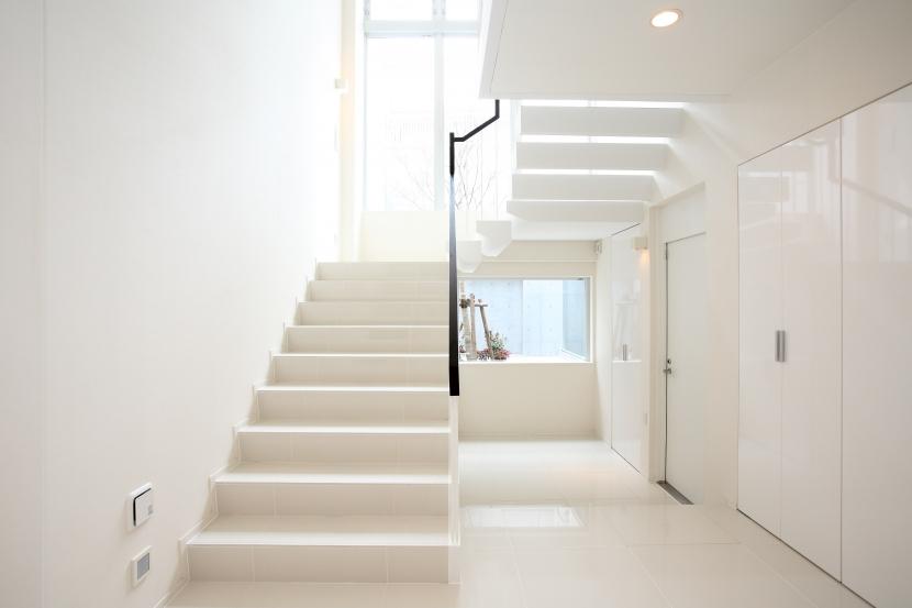 世田谷の家の部屋 階段