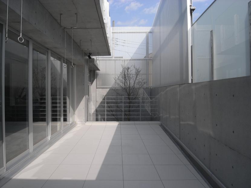 世田谷の家の部屋 テラス