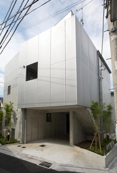 Y's HOUSE (外観)