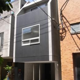 三田H邸 (外観)