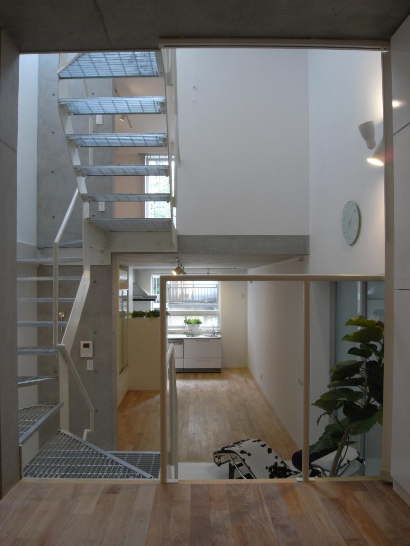 三田H邸の部屋 書斎