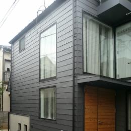 U House (外観)