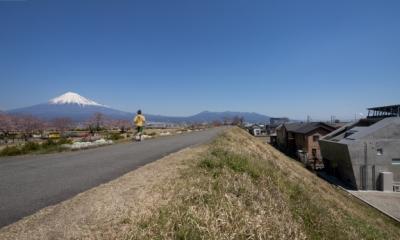 富士の住宅