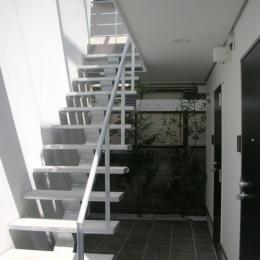 方南1丁目プロジェクト (階段)
