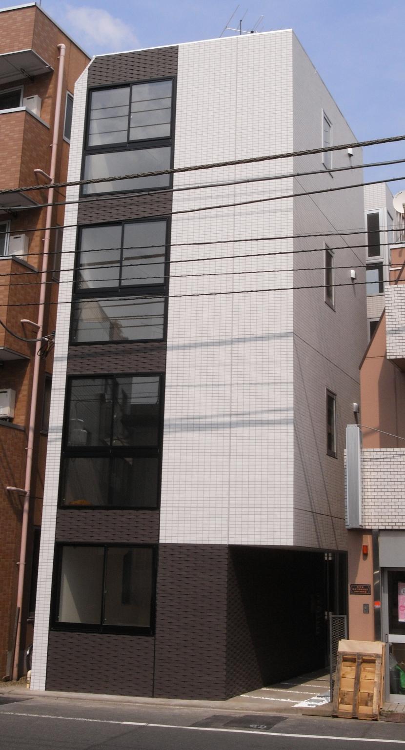 代田橋プロジェクトの部屋 外観