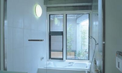 上馬住宅 (浴室)
