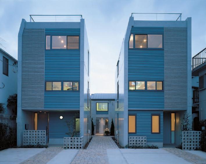 建築家:川島秀介「上馬住宅」