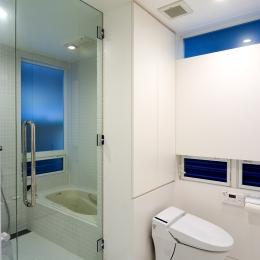 TFハウス (トイレ・バスルーム)