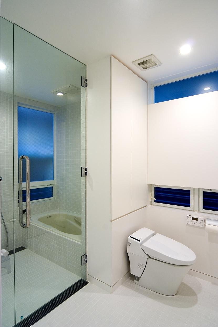 TFハウスの部屋 トイレ・バスルーム
