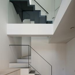 筒のいえ (階段3)