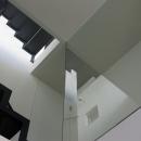 筒のいえの写真 階段4