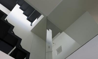 筒のいえ (階段4)