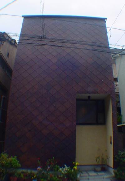 T House (経年変化)