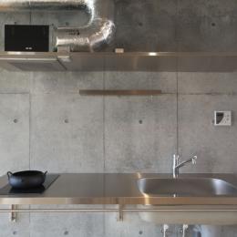 キッチン (MA house)